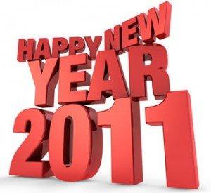 ¡Bienvenido 2011!