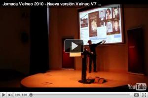 Todos los vídeos de la Jornada Velneo 2010