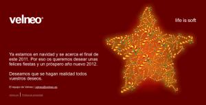¡Felices Fiestas de Navidad 2011!