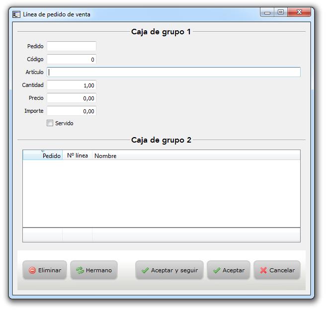 Píldora 4. Caja de grupo aplicado CSS general