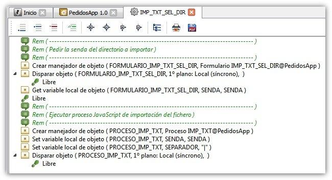 Importación automática de datos con Velneo V7