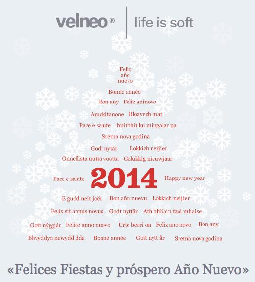 ¡Te deseo una Feliz Navidad y un próspero 2014!